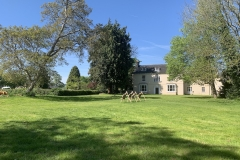 Glasbury House and Archery